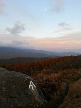 Appalachian Trail ~ Roan Highlands ~ NC/TN Border