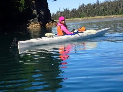 Kayaking ~ Homer Alaska