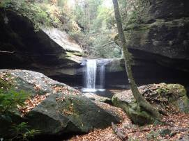 Dog Slaughter Falls ~ Sheltowee Trace ~ Kentucky