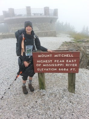 Mount Mitchell ~ Mountains to Sea Trail ~ North Carolina