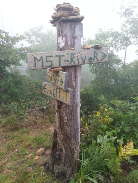 Linville Gorge ~ Shortoff Mountain ~ Mountains to Sea Trail ~ North Carolina