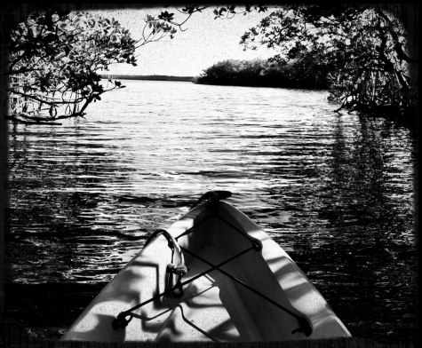 Kayaking ~ John Pennekamp Coral Reef State Park ~ Key Largo, Florida ~ Eastern Continental Trail