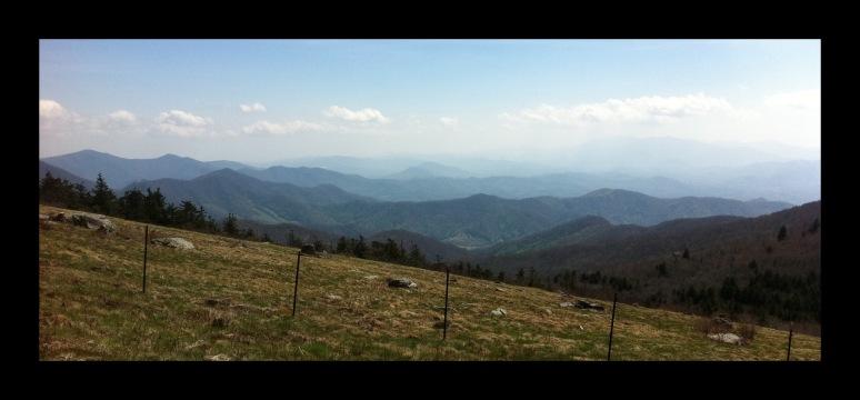 Round Bald ~ southern Appalachian Trail