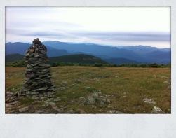 Mount Moosilauke ~ 4,803' ~ Appalachian Trail ~ New Hampshire