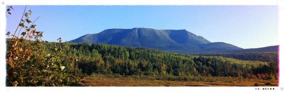 Mount Katadhin ~ Appalachian Trail