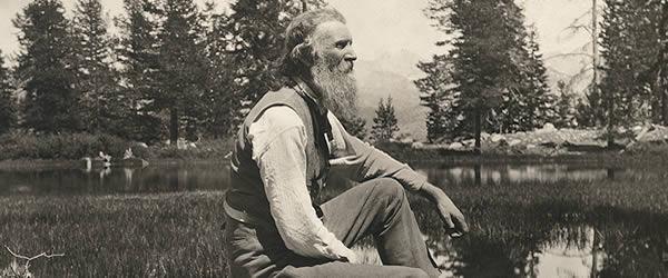 John Muir 1838 - 1914