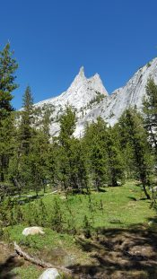 Cathedral Peaks Friday, July 1st, 2016