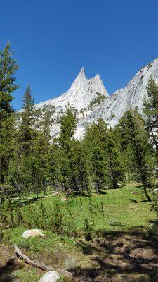 Cathedral Peaks