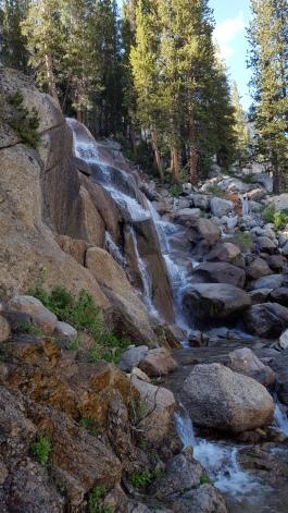 John Muir Wilderness S of Silver Pass