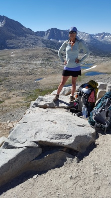 Mather Pass 12,100' Friday, July 17th, 2016