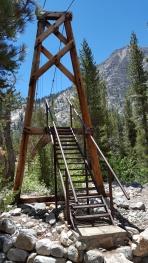 """Golden Gate of the Sierra"" Woods Creek Built in 1988"