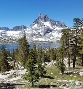 Thousand Island Lake Banner Peak
