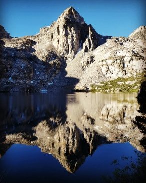 Painted Lady 12,119' Rae Lakes 10,545' N of Glen Pass