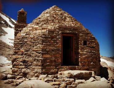 Muir Hut built in 1930 Muir Pass ~ 11,955' Wednesday, July 13th, 2016