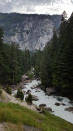 Vernal Falls Mist Trail Yosemite Valley