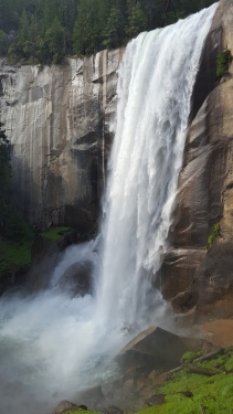 Vernal Falls...The Mist Trail ~ Yosemite Valley