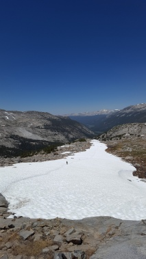 Donahue Pass Monday, July 4th, 2016