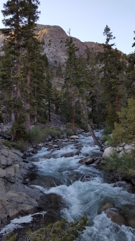 Piute Creek 8,050'