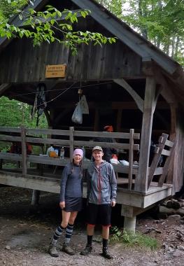Princess Doah & Leapfrog Long Trail/Appalachian Trail