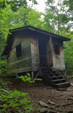 Journey's End Camp Built 2003