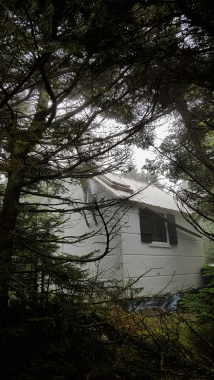 Caretakers Cabin Built 1929