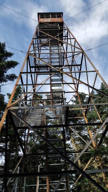 Glastenbury Mountain Fire Tower