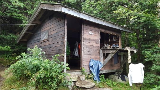 Tillotson Camp 2,560'