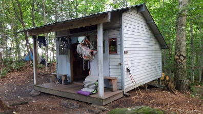 Spruce Ledge Camp 1,515' Built in 1998