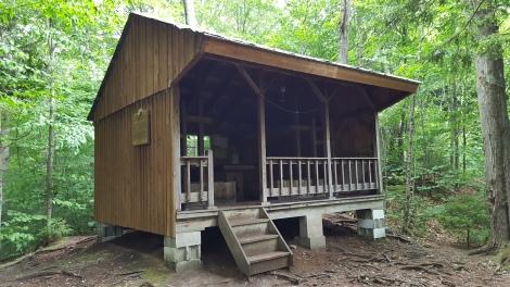 Bear Hollow Shelter