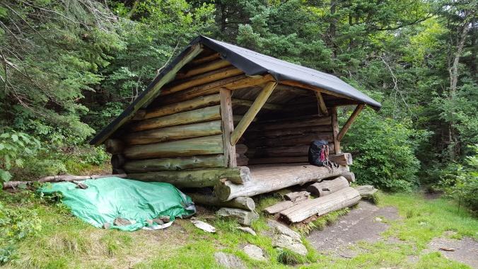 Whiteface Shelter Built in 1958 Sleeps 5