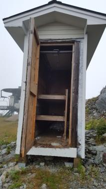 Warming Hut Madonna Peak 3,668'