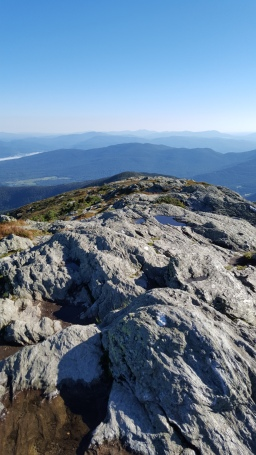 The Chin Mt Mansfield highest peak 4,393'
