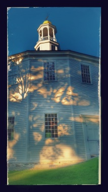 Old Round Church Richmond, VT Built 1812-1813