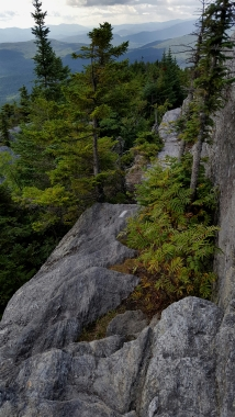 The Long Trail...Burnt Rock Mtn.