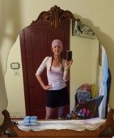 Mirror Selfie... Millbrook Inn B&B Waitsfield, VT
