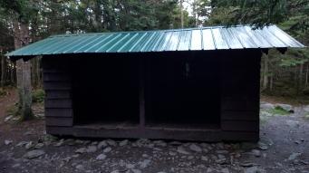 Battell Shelter Built 1967 Sleeps eight