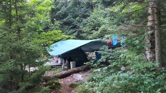 GMC Caretaker residence They assist & educate hikers, help maintain local trails & campsites, & compost sewage to protect water quality