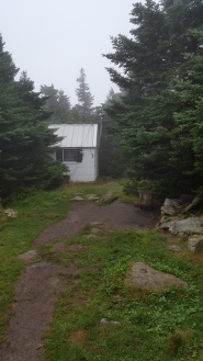 Caretakers Cabin on top of Stratton Mountain