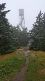Stratton Mountain Fire Tower One of Vermonts first fire towers built in 1914 Rebuilt in 1934