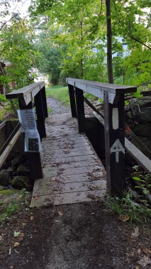 Crossing Sherman Brook