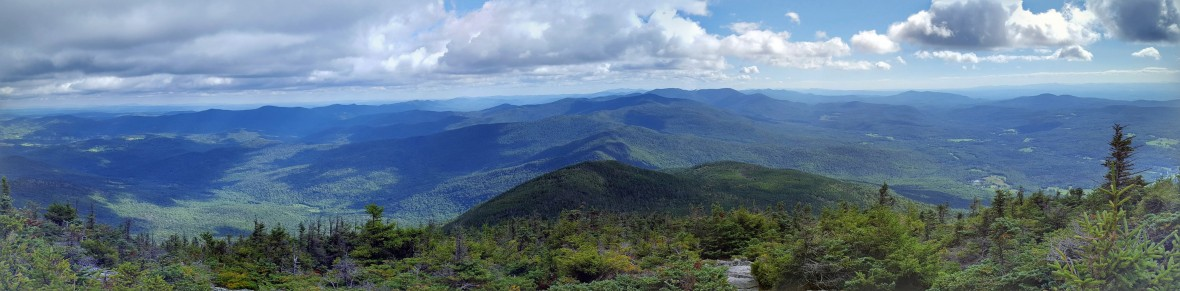 Views from Mt Abraham 4,006'