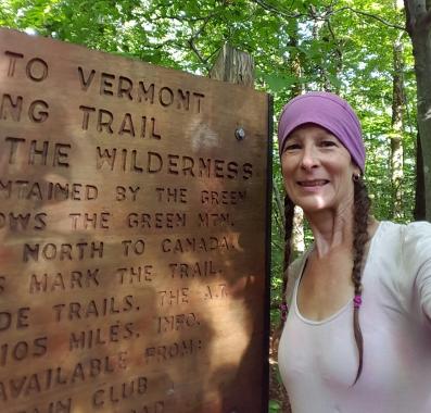 Princess Doah September 9th, 2016 Thru hike Long Trail